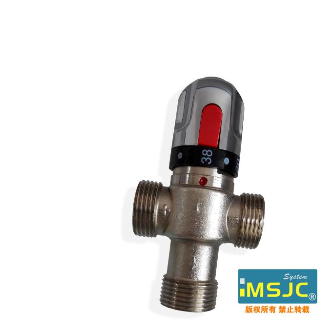MSJC-DF25地暖恒温混水阀